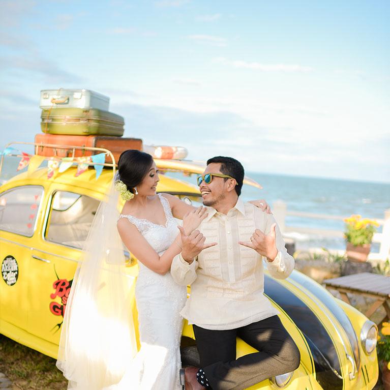 Wedding - Costa Pacifica